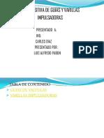 Guia de Valvulas de Un Motor, Funcionamiento, Caracteristicas