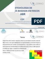 Vinicius Moreira Projeto Risco Sob Controle