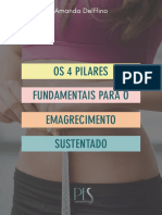 Amanda Delffino E_book - Os 4 Pilares Fundamentais Para o Emagrecimento Sustentado