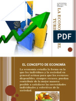 Turismo y Economia