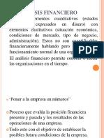Análisis Financiero_clases_este 2017 - 2018