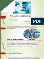 Amostras Biológicas6585