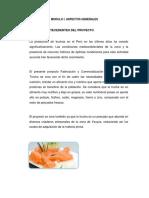 Proyecto Conserva de Truchas 1