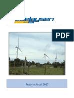 Reporte Anual 2017