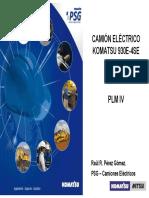 Comunicación PLM IV