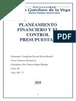 Mono Gerencia Financiera