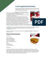 Platos típicos de la gastronomía Suiza.docx