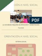 Orientación y Asesoría Social