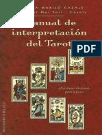 (Maria Del Mar Tort y Casals) - Manual de Interpretacion Del Tarot (28 Lecturas Paso a Paso)