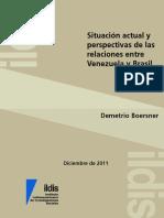 Relaciones entre Venezuela y Brazil