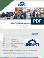1.- SENATI- Reglamento Interno