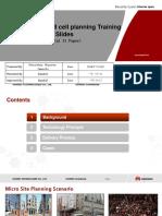 RF Network Planning & Optimization Service V100R005 Training Slides (UMTS ASP) 01-En