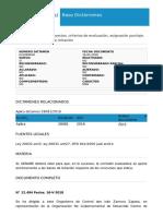 CONTRALORIA Dictamen 12.494 Mayo 2018