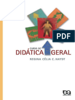 Curso de Didática Geral - Curso de Didatica Geral - Regina Celia C. Haydt.pdf