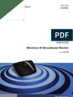 Linksys Wireless-N Broadband Router WRT160N User Guide
