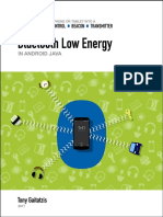 Bluetooth Low Energy in Android Java - Your Guide to Programming the Internet of Things