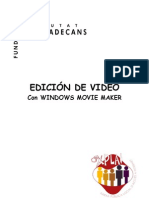 Taller de Video Digital Con Windows Movie Maker