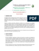 Informe Quimica Laboratorio 3