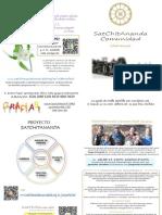 SatChitAnanda Jazmin - Proyecto en España