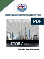Etabs 2015- Sesion Final -Cespri