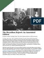 The Moynihan Report