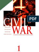 Civil Wars 001