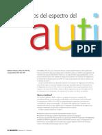 Los Trastornos Del Espectro Del Autismo 2014 Nursing Ed Espa Ola