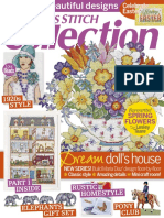 Cross Stitch Collection April 2015 UK