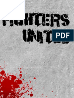 Fighters United 0th Edition Open Beta