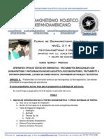1 Programa Nivel 3 y 4 Biomagnetismo Peru