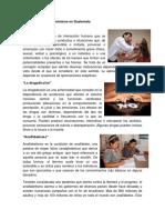Problemas Socioeconómicos en Guatemala