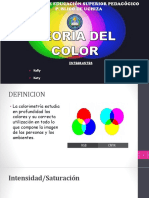 Teoria Del Color - Ppt