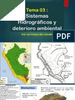 Sistemas Hidrográficos Del Perú_luis Ríos Garabito