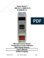 DME SSM Module User Manual