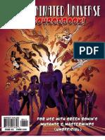The Marvel Comics Encyclopedia