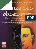 Venza Sus Obsesiones - Foa, Edna B