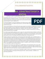 Texto Argumentativo Paradigama Constructivistagrupo