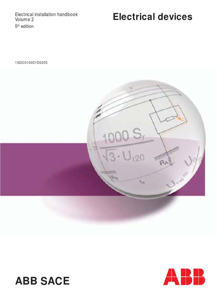 ABB Electrical Installation Handbook 2 - Electrical Devices ...