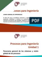 Procesos Para Ingenieria - Semana 4 -Unidad 1- 43580