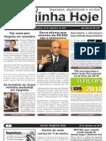 Jornal Varginha Hoje - Edição 19 - 2010