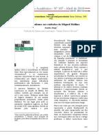 DUGO, Sandra - Pós-Orientalismo Aos Cuidados de Miguel Mellino