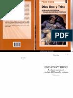 CODA, Piero, Dios Uno y Trino, Secretariado Trinitario, Salamanca,  3 ed., 2010.pdf