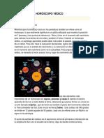 INTRODUCCIÓN Carta Natal Axel y Enseñanza Astrologica