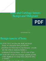 boneandcartilagetumorsbenignandmalignant-100417024345-phpapp02
