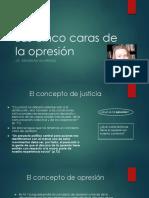 Las Cinco Caras de La Opresión 1.3