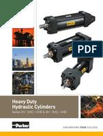 cilindros hidraulicos de alta resistencia parker