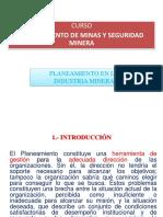 Cap III Planeamiento en La Industria Minera...2015