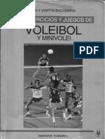 Juegos para voleibol