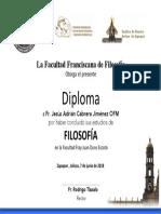 Diploma Adrian