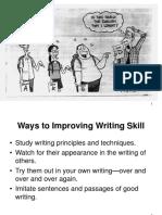 English Technical Writing